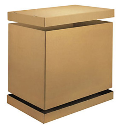 Sri Uma Cartons Chennai Corrugated Pallet Box on large locking storage box
